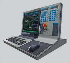 Kontroll- und Steuersystem Mixo 3000 Bcs4