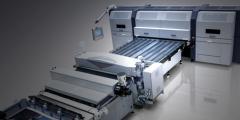 Large Format Printing  >  Rho 1000 Corrugated
