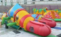 Spiel Center Raupe Megi RM 206