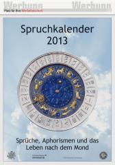 Mondspruchkalender