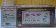 Instant Shiitake- und Ganoderma-Tee 10 g x 20 St. Beutel