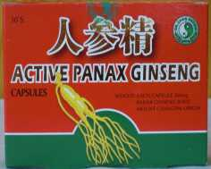 Aktiv Panax Ginseng Kapsel 250 mg x 30 St.