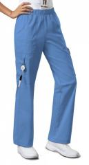 Mid-Rise Pull-On Pant Cargo Hose