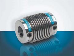 Miniature Metal Bellows Couplings with set screws (Miniaturmetallbalgkupplung)