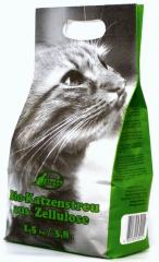 Fillers for pets toilets