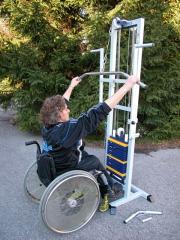 Rollstuhl BodyTower