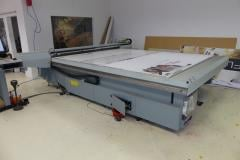 Flachbett-UV-Plotter OCÉ Arizona 350 XT + WIO