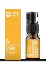 Hanftropfen Cannabis 5% CBD
