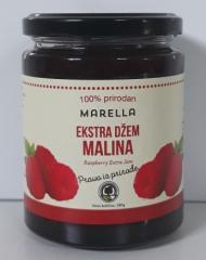 Mermelada de frambuesa (100% natural)