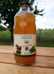 Miętowy i soku jabłkowego (100% sok)