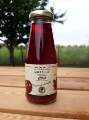 Сок из яблока и вишни (100% фруктового)