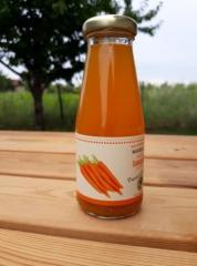 Яблочно морковный сок 100% натуральный без сахара