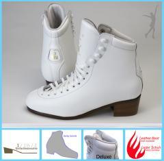 Eislaufschuhen Deluxe Skatec