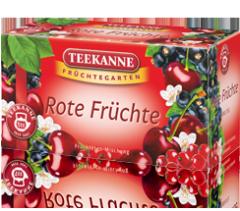 Tee Rote Früchte