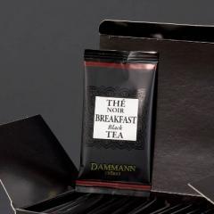 Tee Dammann Breakfast Tea Sachets Cristal