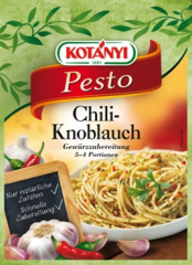 Pesto Chili- Knoblauch