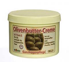 Creme Olivenbutter