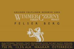 Wein Felser Berg 2009