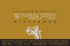 Wein Mitterweg 2010 Sauvignon blanc