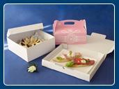 Verpackungen Torten & Sandwichkarton