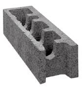 Isospan TW 35 Steine ohne Wärmedämmung