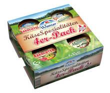 Käse Spezialitäten 4er-Pack