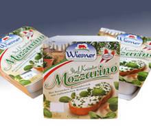 Käse Mozzarino ital. Kräuter