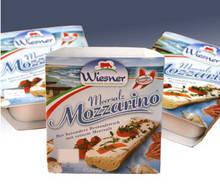 Käse Mozzarino Meersalz