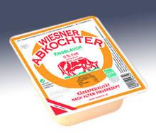 Käse Abkochter Knoblauch