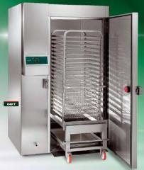Equipment for shock freezing