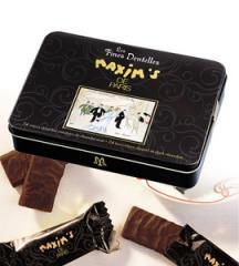 Schokolade Maxim's de Paris
