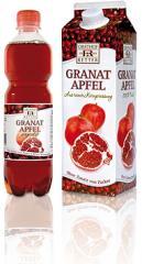 Granatapfelsaft 1,0 - 100% Frucht + Acerolakirsche