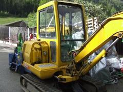 Minibagger 3,8to