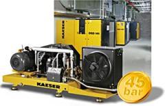 Blocks - containers compressor