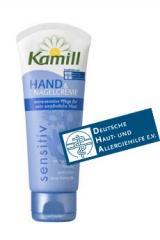 Hand & Nagel Creme sensitiv