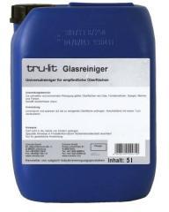 Reinigungsmittel tru-lit Glasreiniger NFP 5 ltr. Kanister
