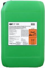 Reinigungsmittel Calgonit CF 300; alkalischer Schaumreiniger mit Aktiv-Chlor, 24 kg Kann.