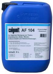 Reinigungsmittel Calgonit AF 104; Allzweckreiniger mit Fettlösefunktion; 5,23 kg Kanister