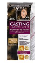 Haarfarben L'Oréal Kastanienhonig