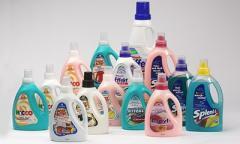 Flüssige Waschmittel