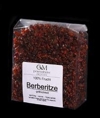 Trockenfrüchten Berberitzen