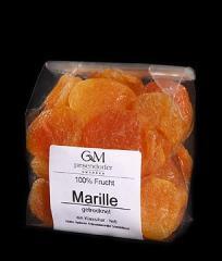 Trockenfrüchten Aprikosen / Marillen