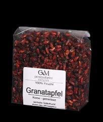 Trockenfrüchten Granatapfel Kerne