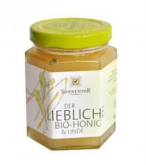 Der Liebliche - Bio-Honig und Linde kbA, 230 g