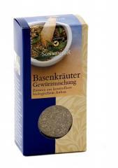 Basen Kräuter-Gewürz-Mischung kbA, 35 g