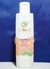 Duschbad pH 7,7 basisch-entsäuernd