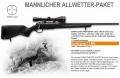 Allwetterbüchse Steyr Manlicher pro Hunter