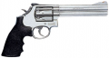 Smith & Wesson 686 Dist. C. Mag. Stainl. Kal .357 Edelstahl.