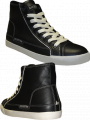 Schuhe Schubert Black/Cement Leather