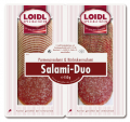 Salami Duo Parmesan/Kürbiskern